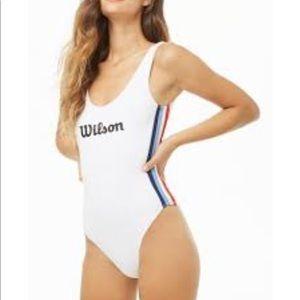 Wilson body suit